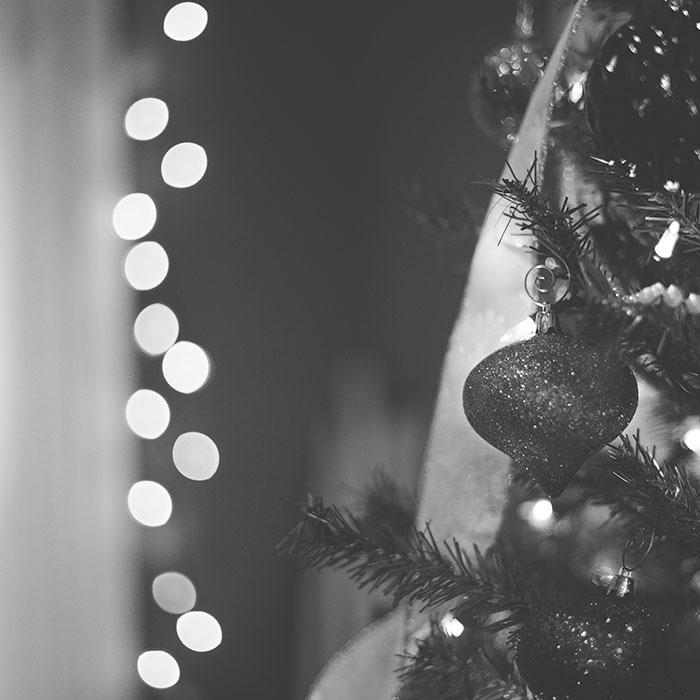 Tree Lights Ornament